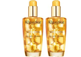 Kérastase ELIXIR ULTIME卡诗神仙金油两瓶装低至67.45欧