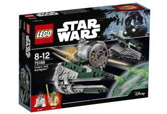 Lego乐高Star Wars星战经典飞船低至21欧