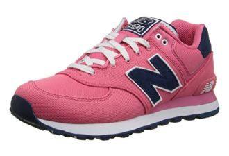 new balance粉色时尚Sneakers休闲鞋降至52欧