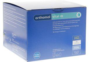 Orthomol男性保养品最新升级版低至49.99欧