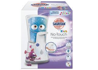 养成宝宝爱洗手的好习惯——Sagrotan KIDS儿童专用红外线自动感应免接触洗手液机