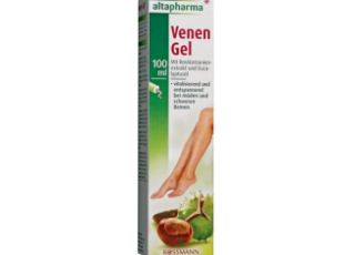 altapharma静脉曲张疏通软膏Venen Gel低至2.19欧