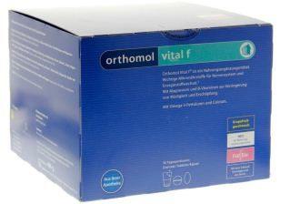Orthomol改善女性亚健康保养品最新升级版低至49.99欧