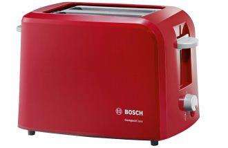 德国原装博世Bosch早餐烤面包机双槽设计降至24.99欧