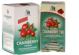 清除妇科毒素——蔓越莓胶囊CRANBERRY KAPSELN三个月套装低至18.45欧
