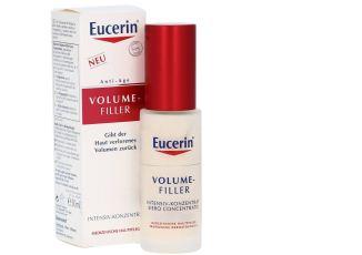 Eucerin优色林充盈展颜抗皱修复精华乳特惠,附赠防晒套盒