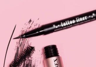 史上最不晕染的Kat Von D纹身眼线笔仅需19.99欧