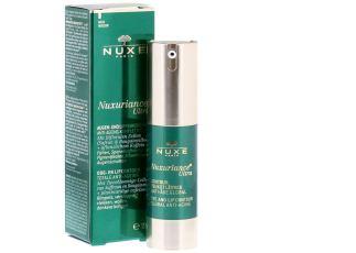对抗法令纹眼角纹利器——NUXE欧树Nuxuriance抗衰老眼唇修护霜直降10欧