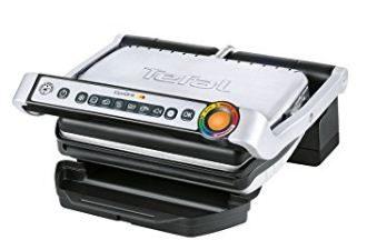 智能电动烧烤炉Tefal OptiGrill直降57.39欧,牛排成熟度随意调