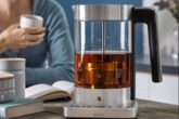 WMF福腾宝LONO不锈钢温控电热水壶直降20欧,泡茶烧水炖汤一应俱全