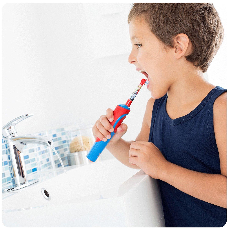 德国Oral-B欧乐B家迪斯尼汽车总动员系列电动牙刷!原价29.99欧,折后14.95欧!