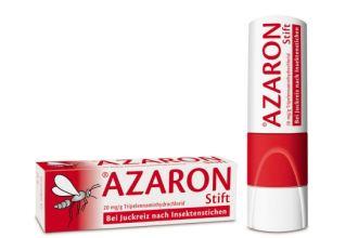 夏季外出必备:AZARON止痒笔,消除昆虫叮咬不适感