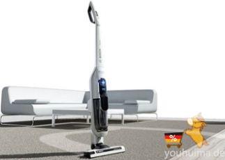 Bosch博世无尘袋无绳手持真空吸尘器直降100.99欧