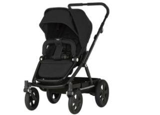 原价770欧的德国britax百代适幼儿四轮手推车2017最新加强版GO BIG降至628.56欧