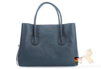 意大利时尚皮包COCCINELLE女士通勤手拎包Celly低至196.35欧