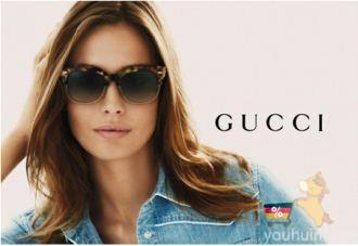 Gucci古驰墨镜五折起特惠专场,直降150欧起