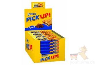 Leibniz PICK UP!德国最畅销的巧克力夹心饼干24包仅需8.49欧