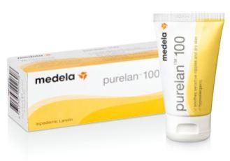 瑞士美德乐Medela纯羊脂护乳膏Purelan仅需8.79欧