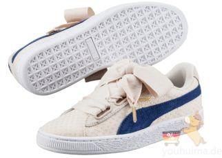 Puma最新潮款超萌缎带蝴蝶结鞋特惠价,低至70欧
