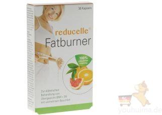 德国柑橘类减肥胶囊REDUCELLE Fatburner Kapseln减至13.69欧