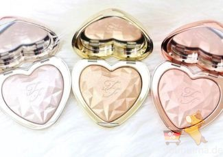 Too Faced 2017春夏新品爱心形高光打亮 Love Light