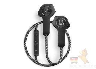 顶级耳机丹麦Bang & Olufsen (B&O)Beoplay H5的蓝牙无线挂颈式耳机限时八折