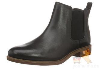 Clarks其乐女鞋休闲切尔西靴踝靴低至46.75欧