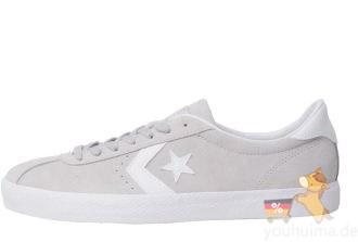匡威Converse经典款浅灰色休闲鞋Breakpoint Ox低至40.95欧