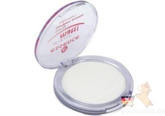 德国essence粉饼all about matt控油修容定妆哑光半透明蜜粉饼超值价2.95欧