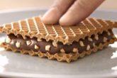 超可爱的迷你版费列罗MINI Hanuta牛奶榛仁巧克力夹心威化饼干大礼包装低至15.99欧