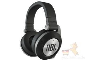 JBL E50BT可折叠头戴式蓝牙耳机直降94欧, 支持音乐分享功能