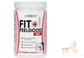 健康瘦身好搭档,德国Layenberger Fit+ Feelgood左旋肉碱燃脂代餐蛋白粉低至7.39欧