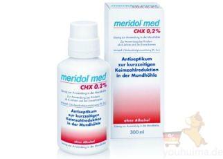 Meridol全新漱口水,重塑口腔酸碱平衡