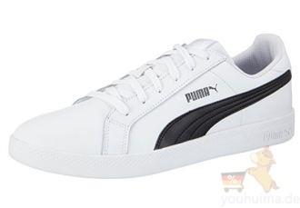 永不过时,Puma经典休闲鞋Smash低至27.99欧,三色可选
