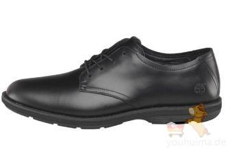 Timberland天柏伦经典透气舒适商务男士皮鞋低至95.95欧