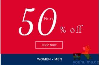 fashionesta时尚夏季SALE专区:Tommy Hilfiger低至五折特惠