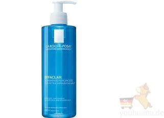 法国药妆La Roche-Posay理肤泉全新版本清痘净肤舒缓洁面啫喱400ML仅需14.98欧