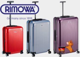 Rimowa日默瓦SALSA AIR系列低至349欧,附赠大型尼龙行李内胆包