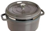 黑五特价法国Staub铸铁锅6折送蒸屉只要125欧