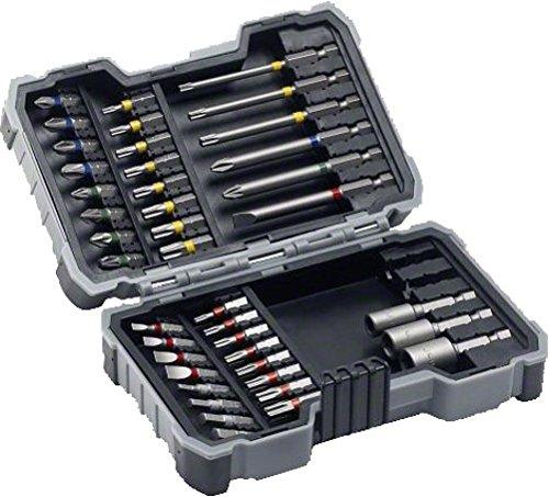 德国博世 Bosch Pro 螺丝刀批头钻头43件套 S2钢 永磁仅15欧元