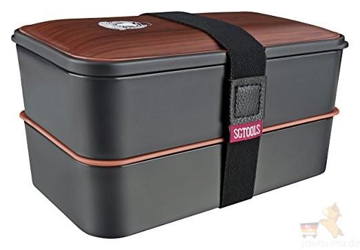 德亚日本最新时尚防漏午餐保温盒24欧元