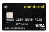 Comdirect银行新开户Girokonto最高送148欧现金奖励+Visa信用卡终身免年费啦!