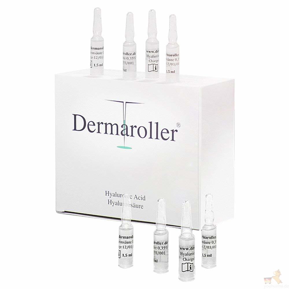德国Dermaroller玻尿酸精华原液30支装仅49欧元