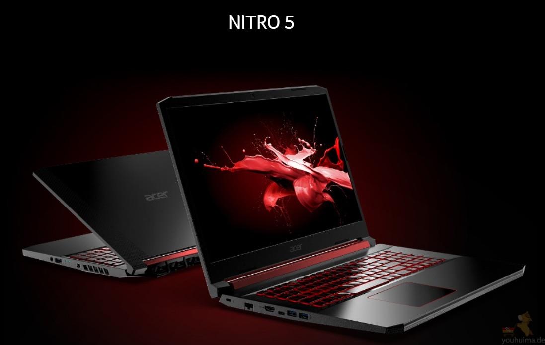 Acer宏基Nitro 5 Gaming Notebook顶级游戏笔记本减300欧元