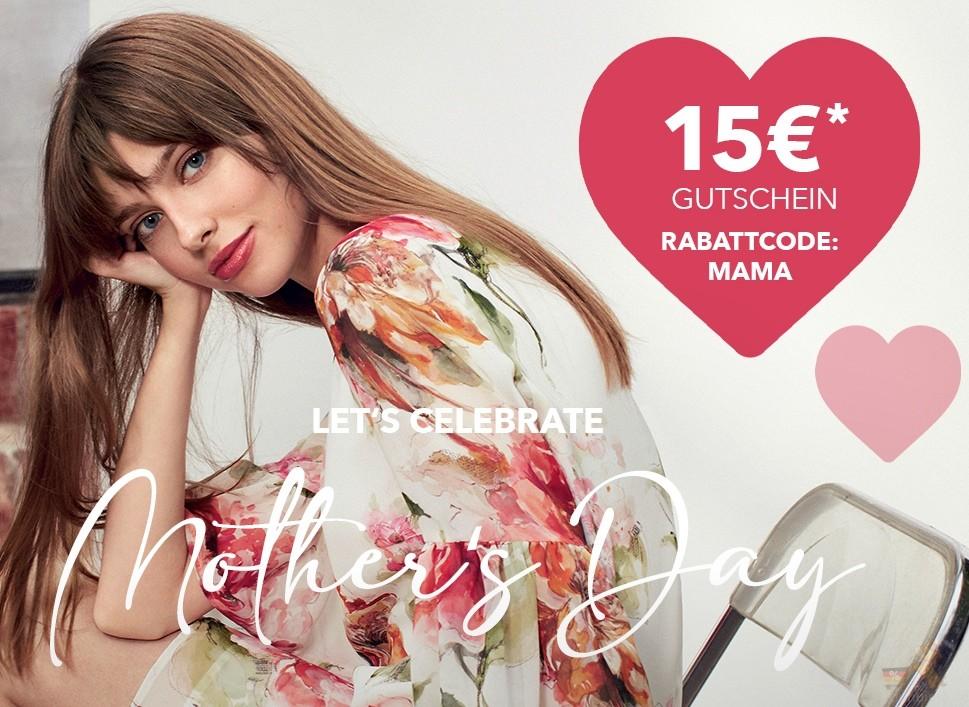德国时尚女装more & more母情节15欧元优惠