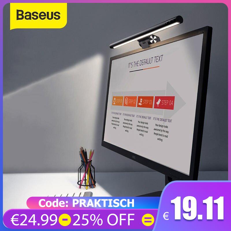 Baseus LED E-Reading倍思屏幕挂灯新版不对称光源设计