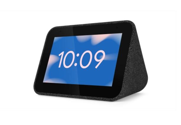 Lenovo Smart Clock联想智能语音闹钟4折