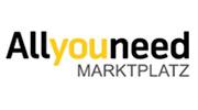 allyouneed-marktplatz Logo